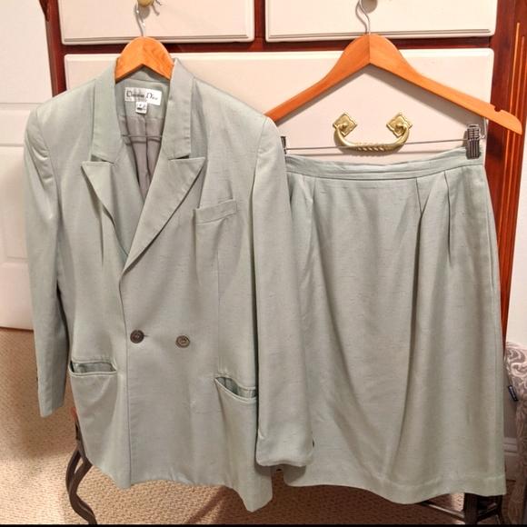 Christian Dior Suit Set